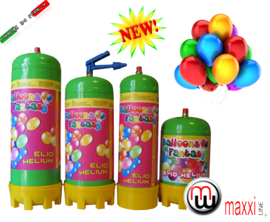 Disposable Helium Cylinders are the best for filling